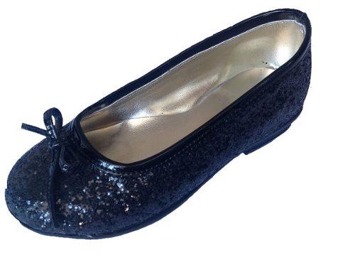 low priced a160a ba0c2 Chatitas Balerinas De Niñas Glitter Promoción Otoño/invierno