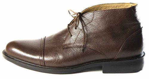 a30df46e0bd Zapato Bota Hombre – Cuero – Media Caña