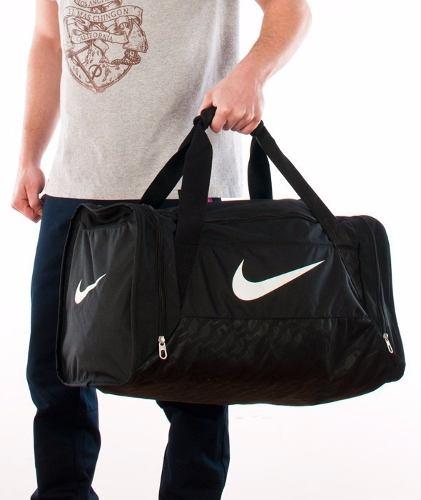 Bolso MOfertaHay Talle Stock Negro Deportivo Nike hxtdCsQr